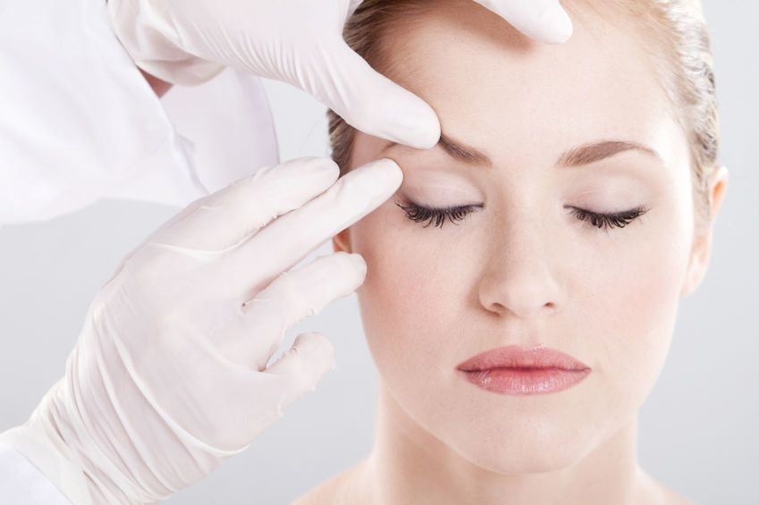 Eyelid surgery Eye bag surgery