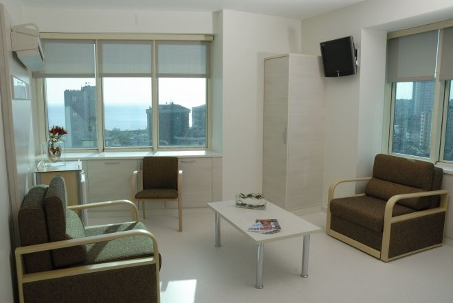 Patient's Room (Family Area)