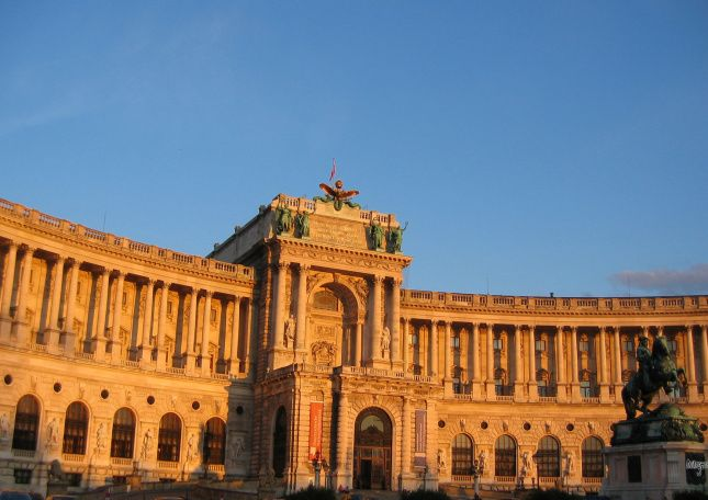 Visit Vienna while getting dental implants in Hungary